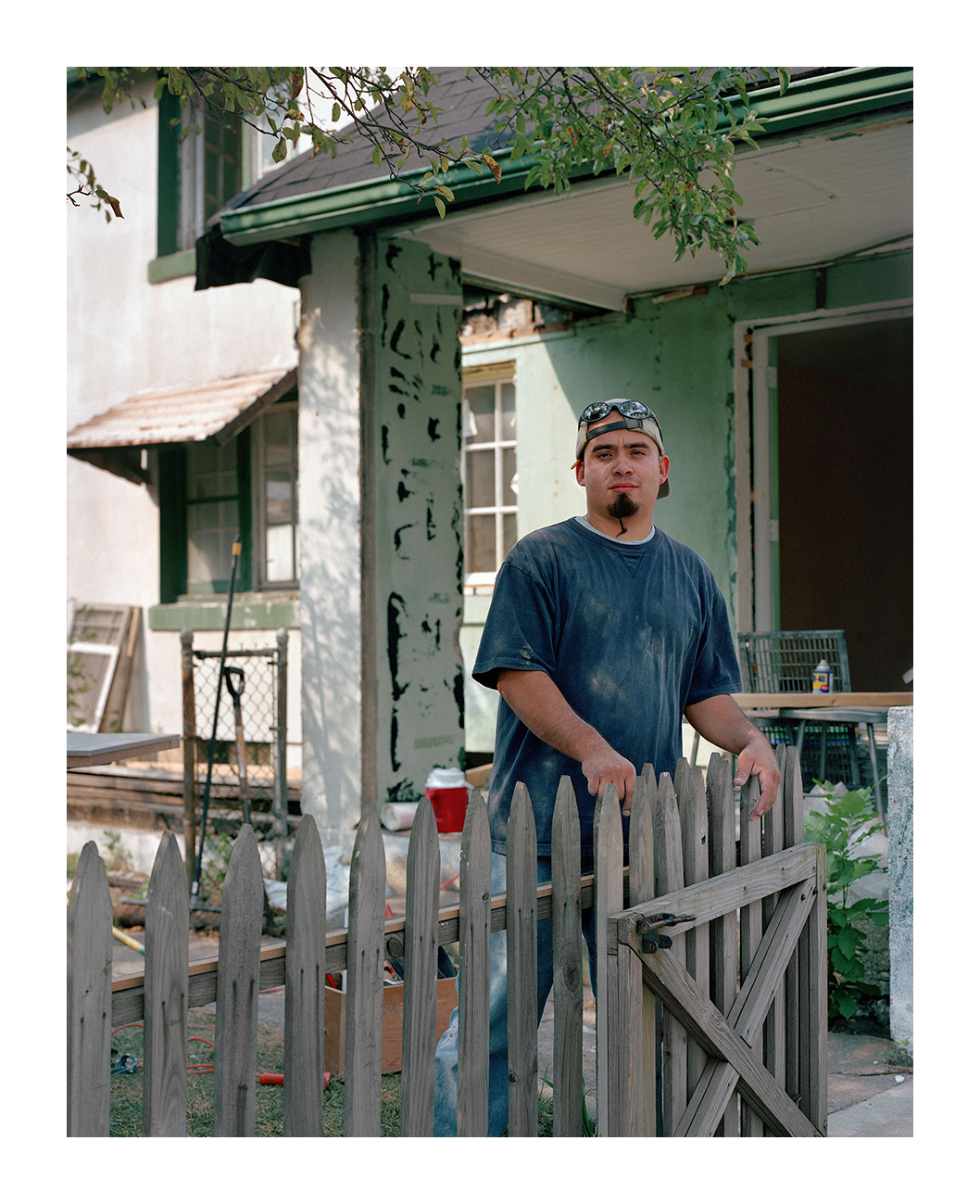 Ralph, Marktown, East Chicago IN 2003