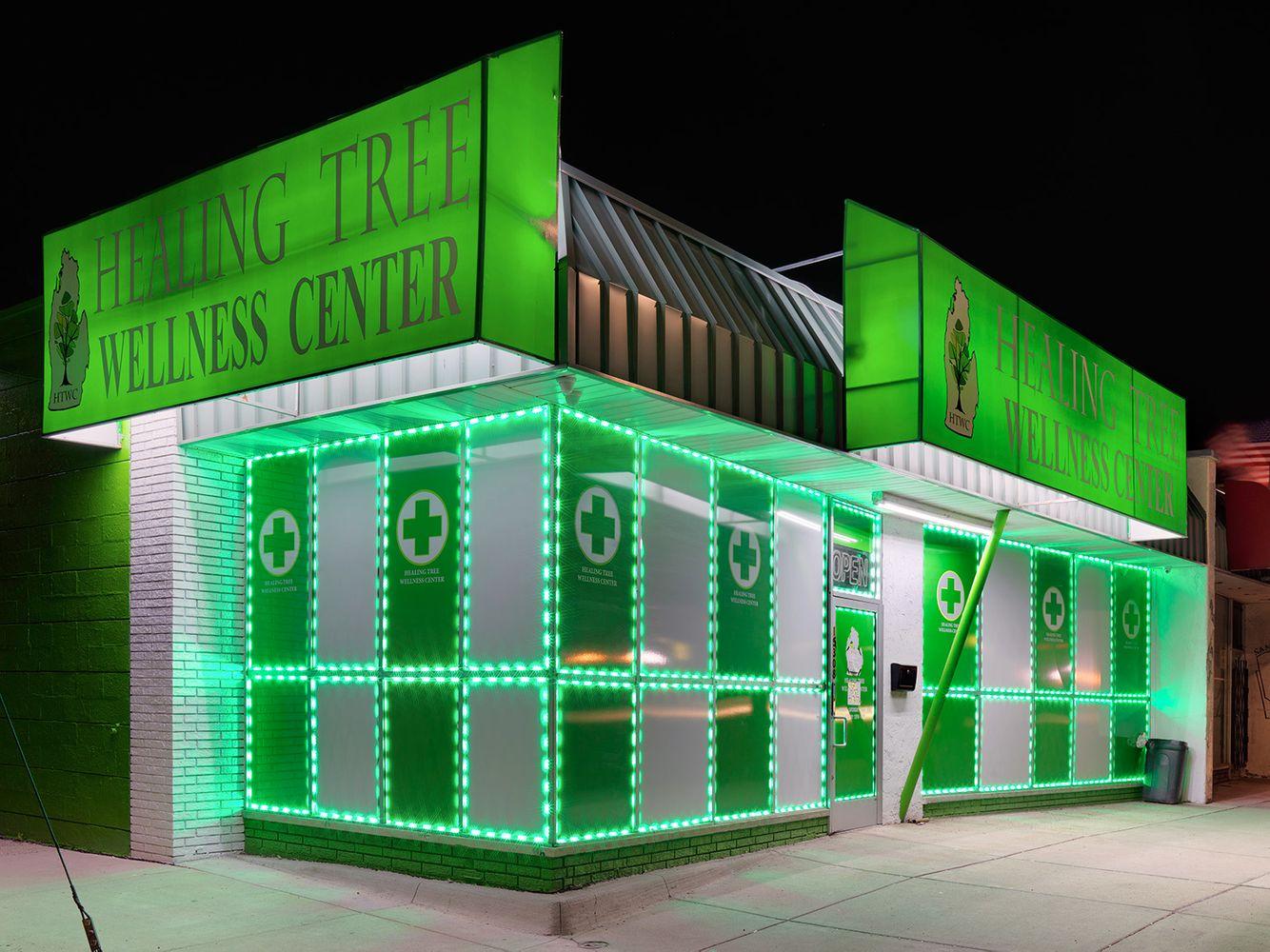 Medical Marijuana Dispensary #31, Eastside, Detroit 2016