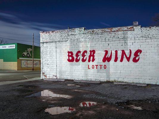 Beer, Wine, Lotto, Eastside, Detroit 2019