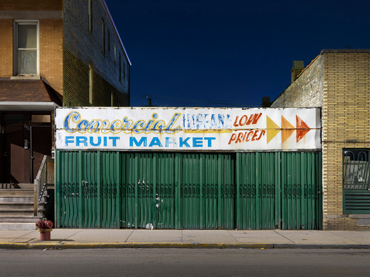 Fruit Market, S. Kedzie Avenue, Chicago 2018
