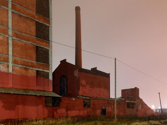 Power House, Eastside, Detroit 2017
