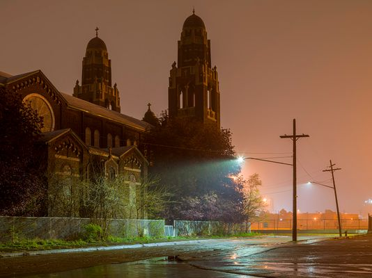 Masterpiece of Divinity Church, Delray, Chicago 2020