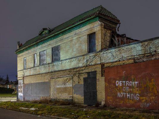 Detroit or Nothing, Westside, Detroit 2019