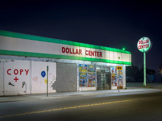 Dollar Center, Eastside, Detroit 2019