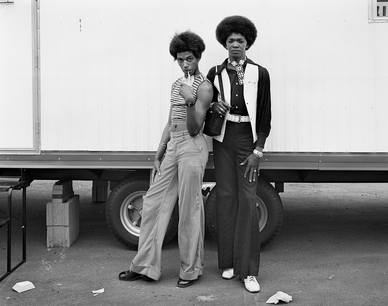 Two Gay Libbers, Detroit, 23 May 1973