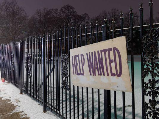 Help Wanted, Eastside, Detroit 2017