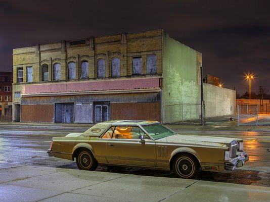 Lincoln, Westside, Detroit 2019