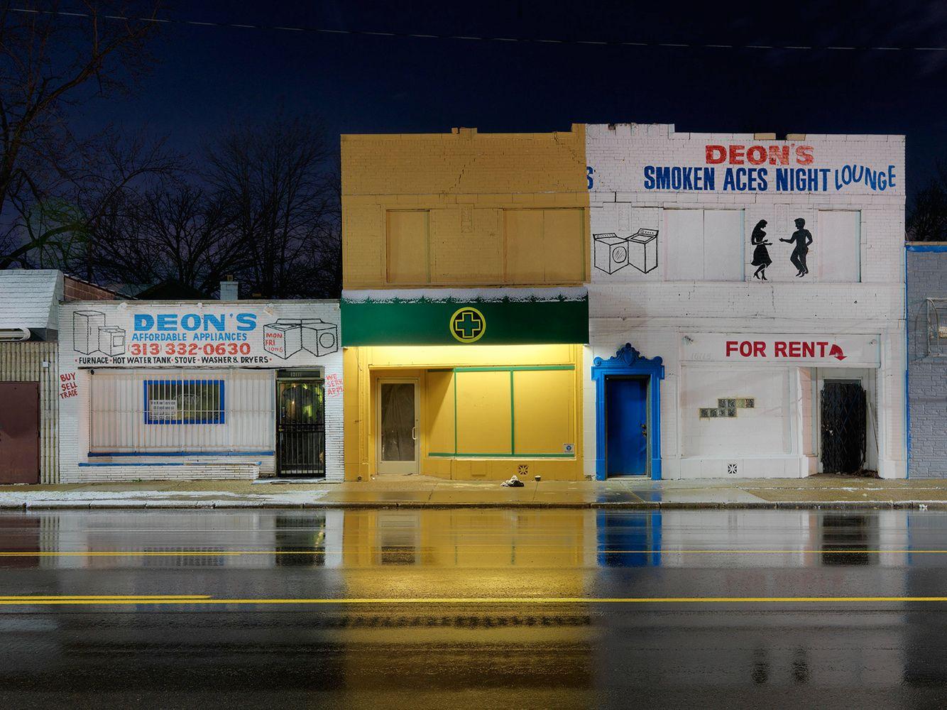 Medical Marijuana Dispensary #33, Eastside, Detroit 2016