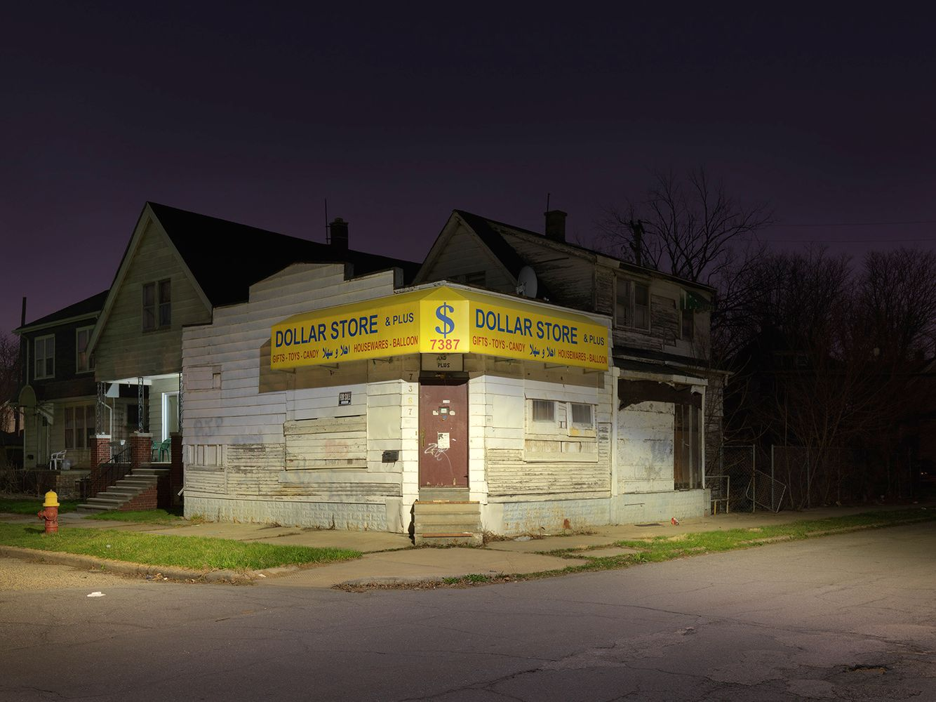 Corner Store, Westside, Detroit 2016