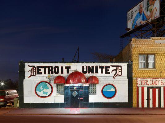 Detroit Nocturne  2   2016