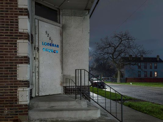 Lodebar Church, S. Princeton, Chicago 2020