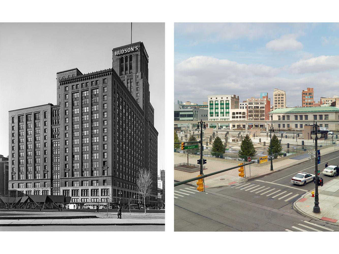 1206 Woodward Avenue, Detroit 1973-2010