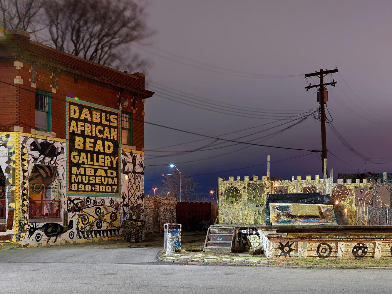 Dabl's African Bead Shop, Westside, Detroit 2016