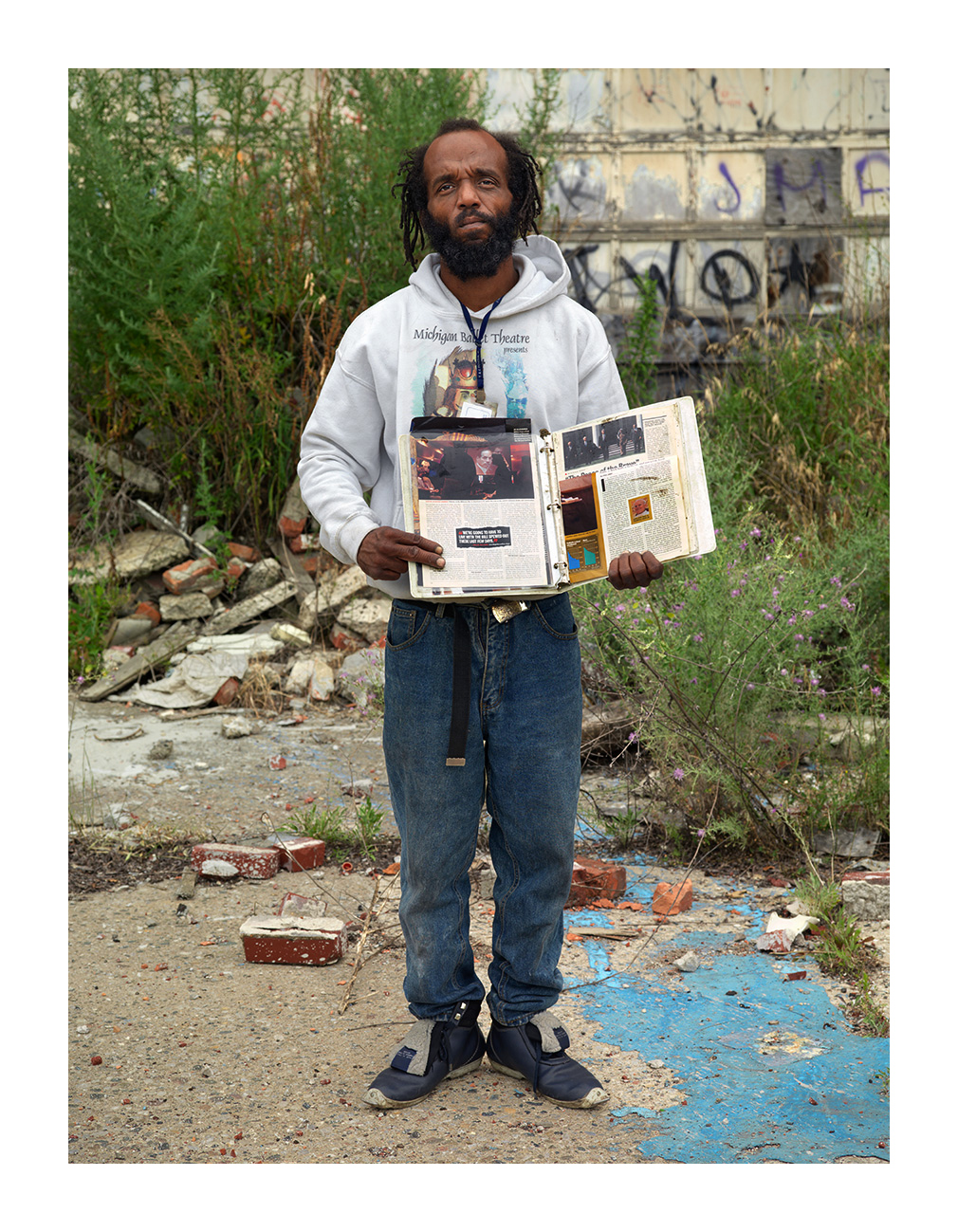 Charles, Eastside, Detroit 2012