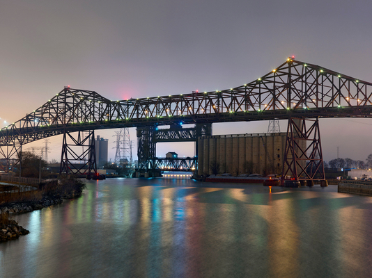 Skyway Bridge, Chicago 2018
