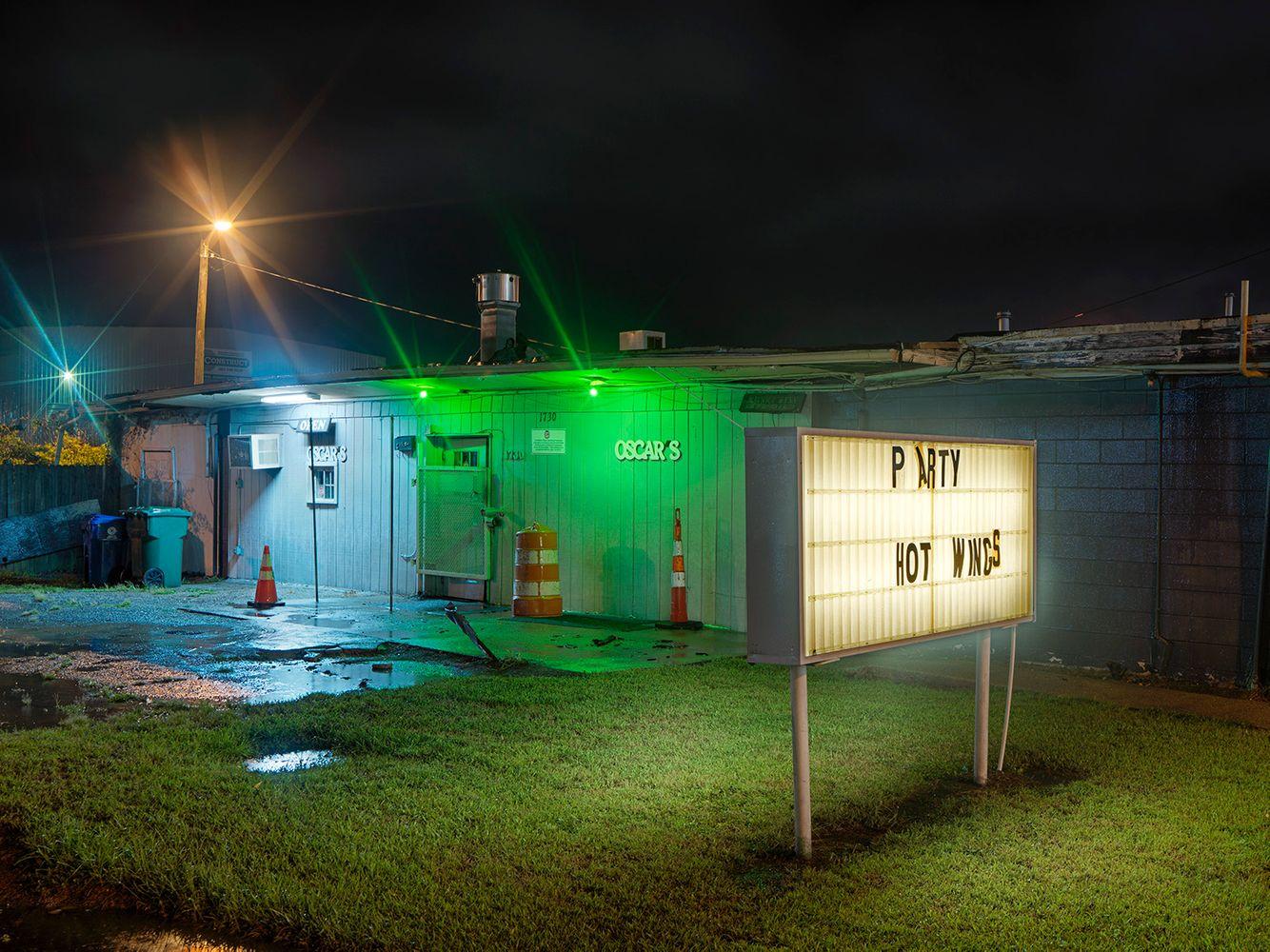Oscar's Club, Wilson, NC 2018