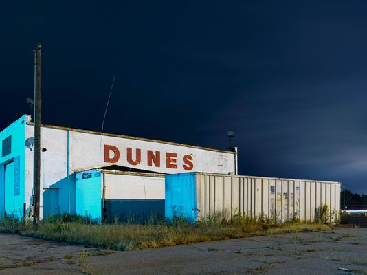 DUNES, Route 20, NW Indiana 2017
