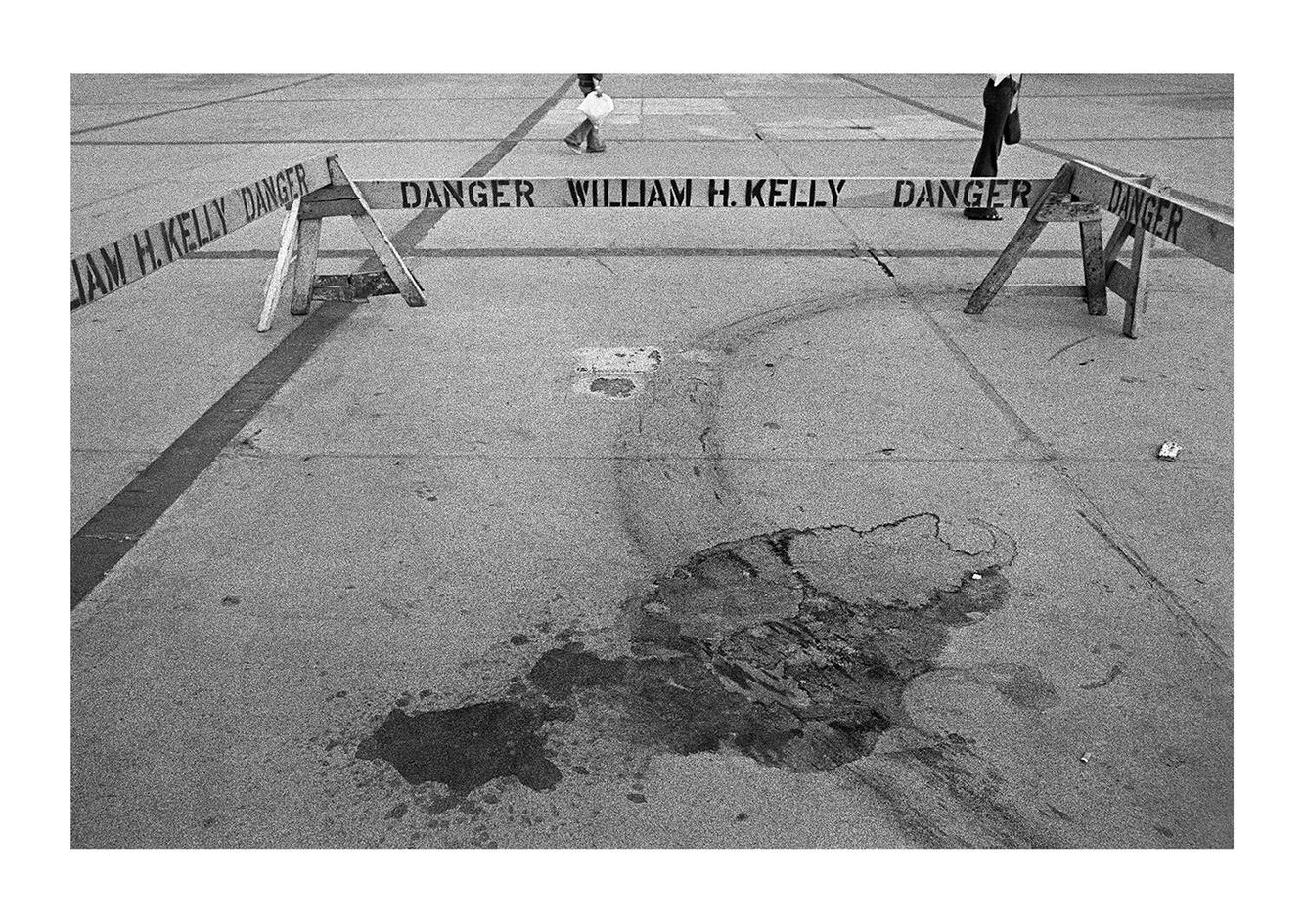 An Unexplained Incident, Detroit 1972