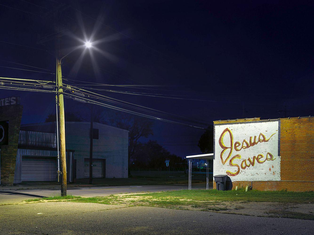 Jesus Saves, Wilson, NC 2018