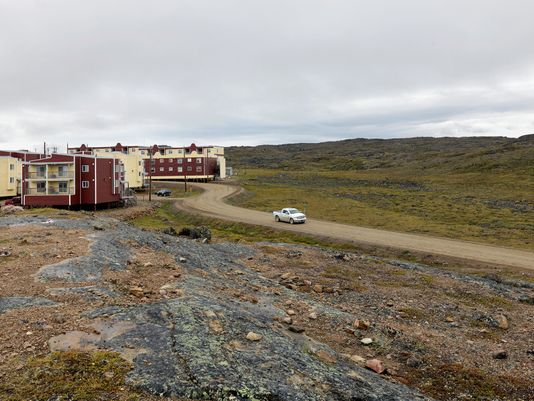The Edge of Town, Iqaluit, Canada 2016
