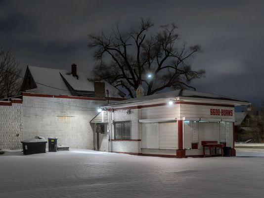 Harper Dairy Drive-In, Eastside, Detroit 2019