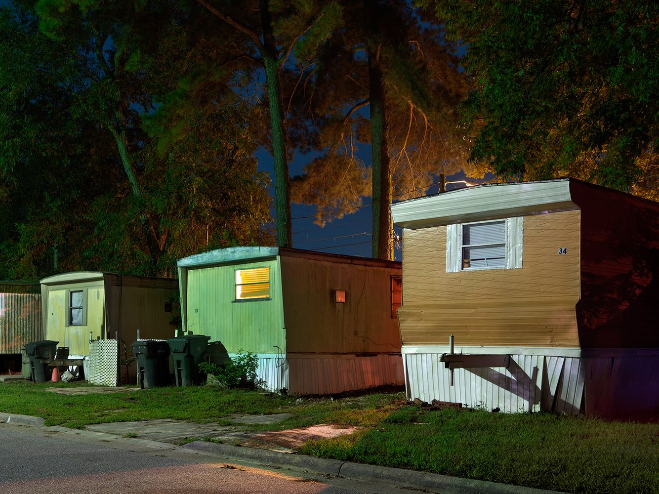 Trailer Park, Wilson, NC 2018