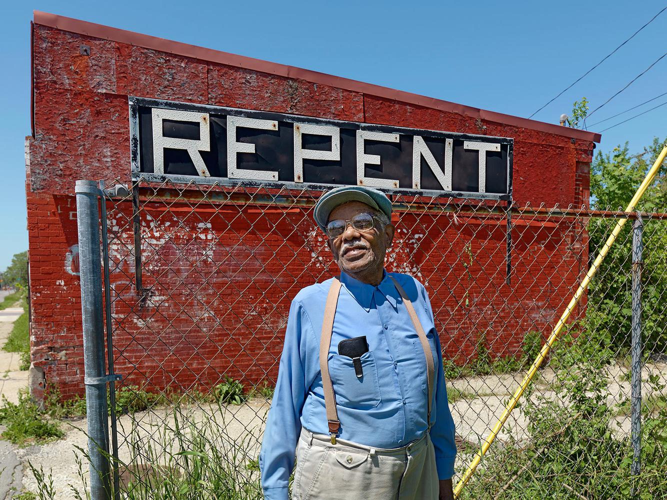 Lawrence, Westside, Detroit 2011