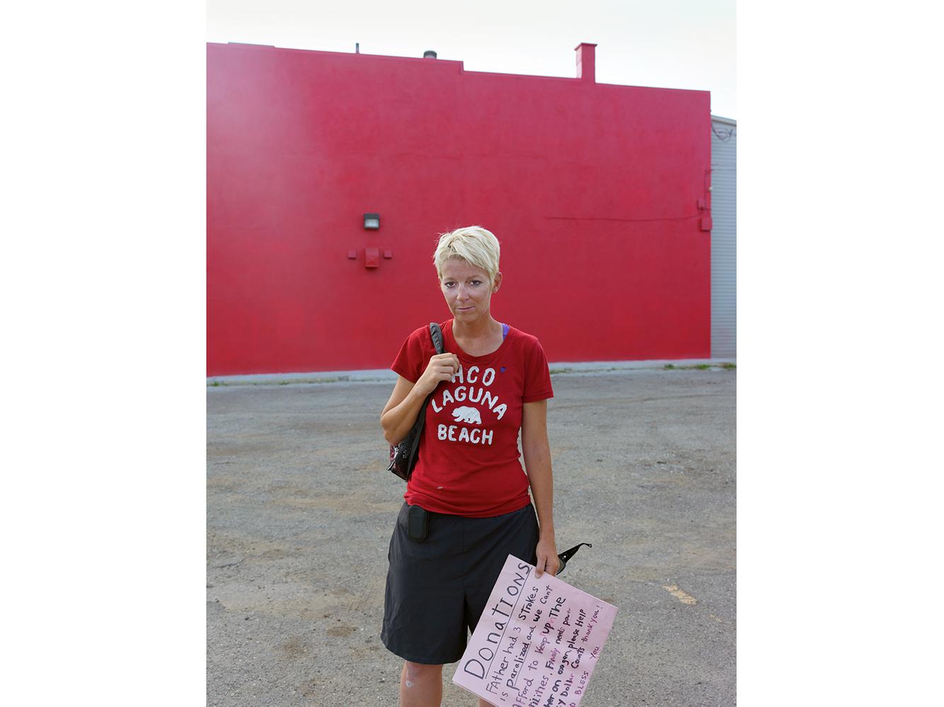 Laurie, Westside, Detroit 2012