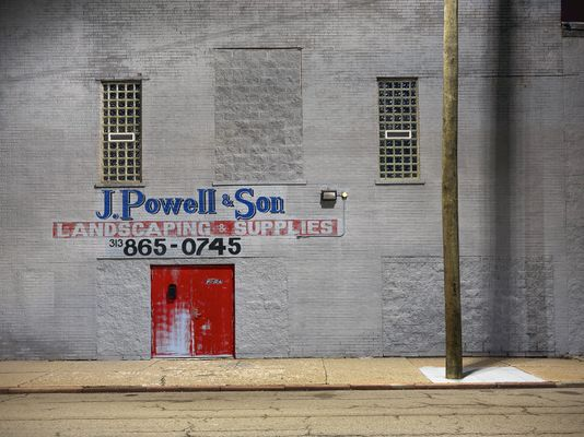 J. Powell & Son, Westside, Detroit 2017
