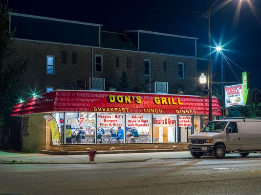 Don's Grill, Chicago 2019