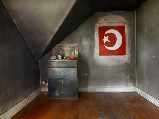 Hakeem's Dresser, Northside, Detroit 2013