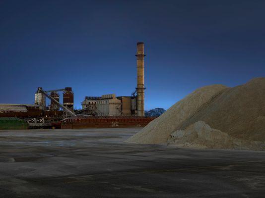 Cement Plant, Southside, Chicago 2018