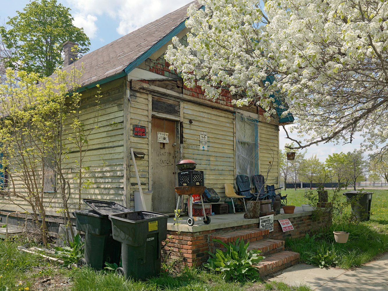 Dee's House, Southwest Side, Detroit 2011