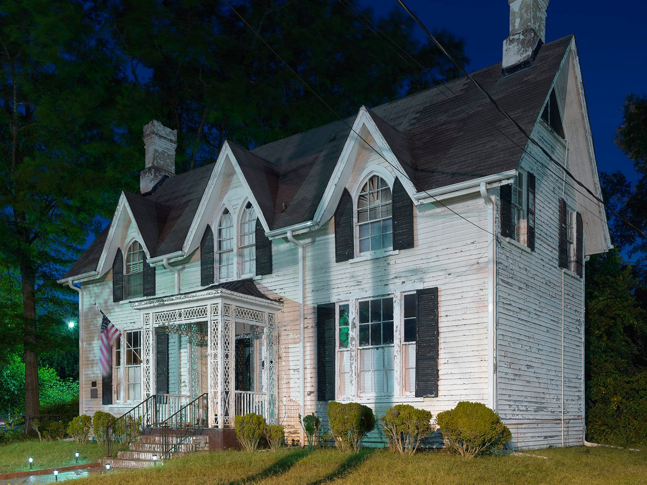 Moses Roundtree House C.1869, Wilson, NC 2018