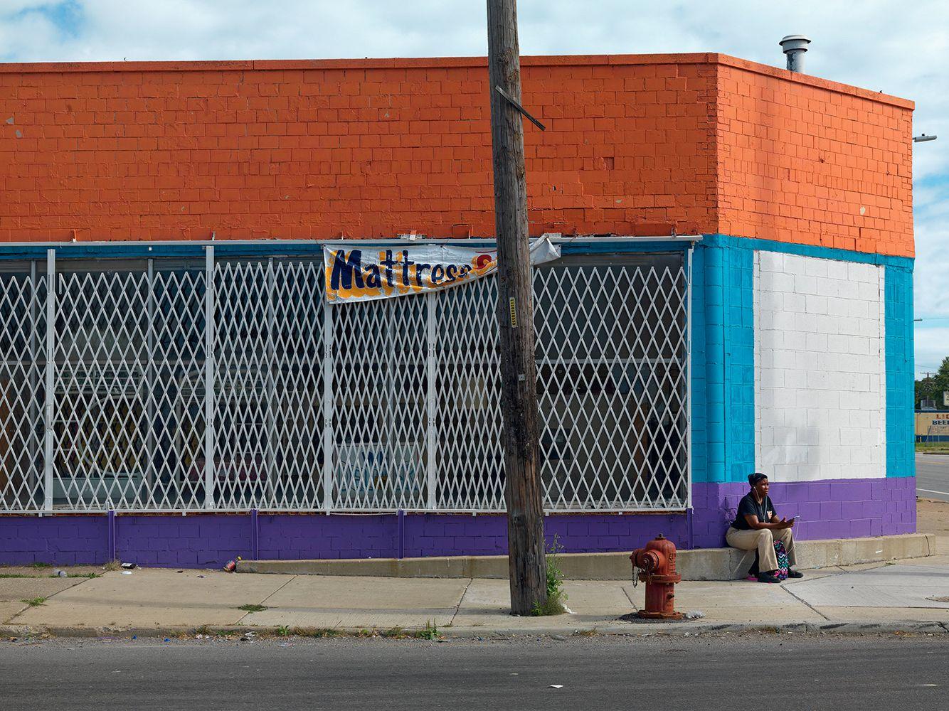 Chalmers Street, Eastside, Detroit 2015