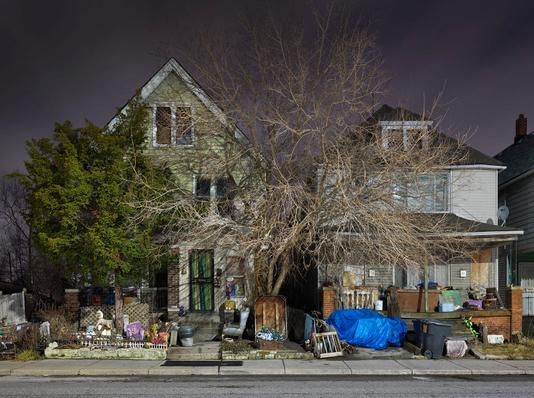 Abundant Yard, Eastside, Detroit 2017