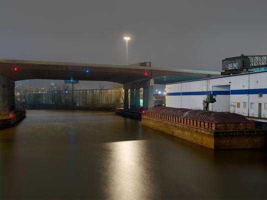 Halsted Bridge View, Chicago 2018