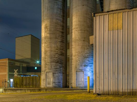 Industrial Yard, Cleveland 2019