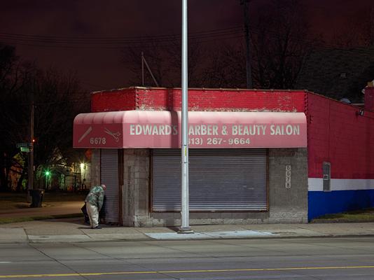 Closing Up Shop, Eastside, Detroit 2017
