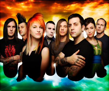 Eight Rockin' SingersTim Lambesis, Mark Unseen, Hayley Williams, Nick 13, Ronnie Winter, Anthony Raneri, Michelle Darosa, Greg Graffin.