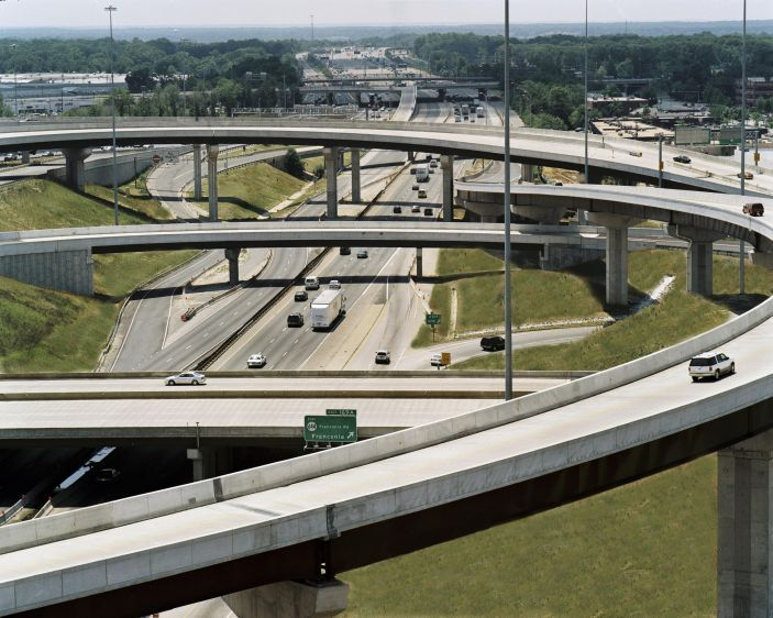 Bridges at the Mixing Bowl/Springfield Interchange