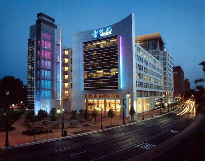 Discovery Communications Headquarters Building