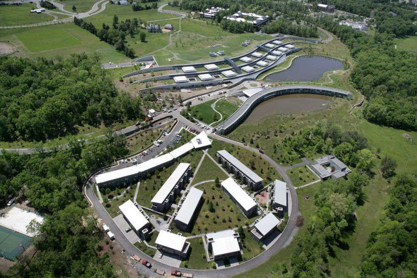 Howard Hughes Cancer Research Facility at Janellia Farm