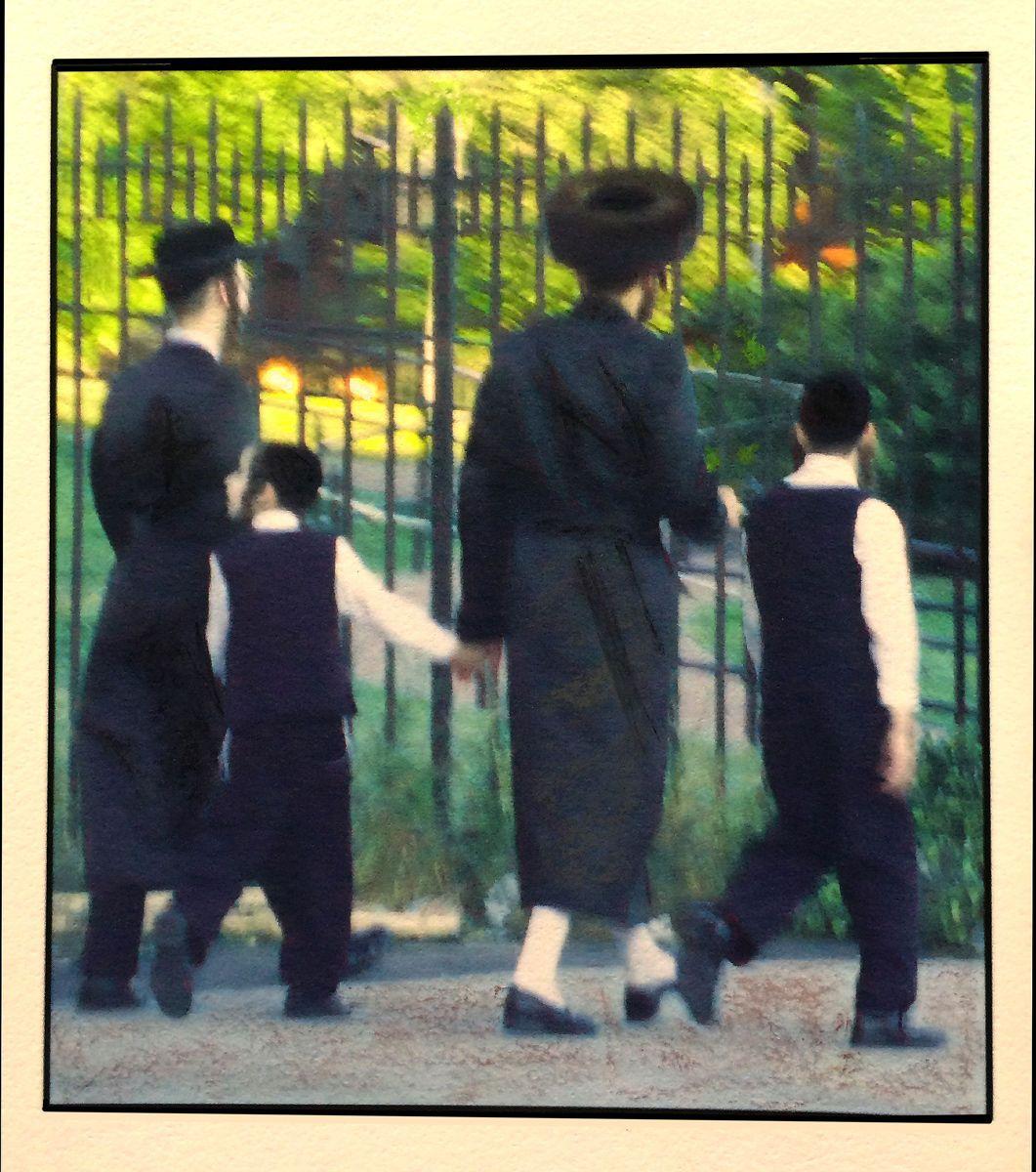 Hasidic Men & Boys