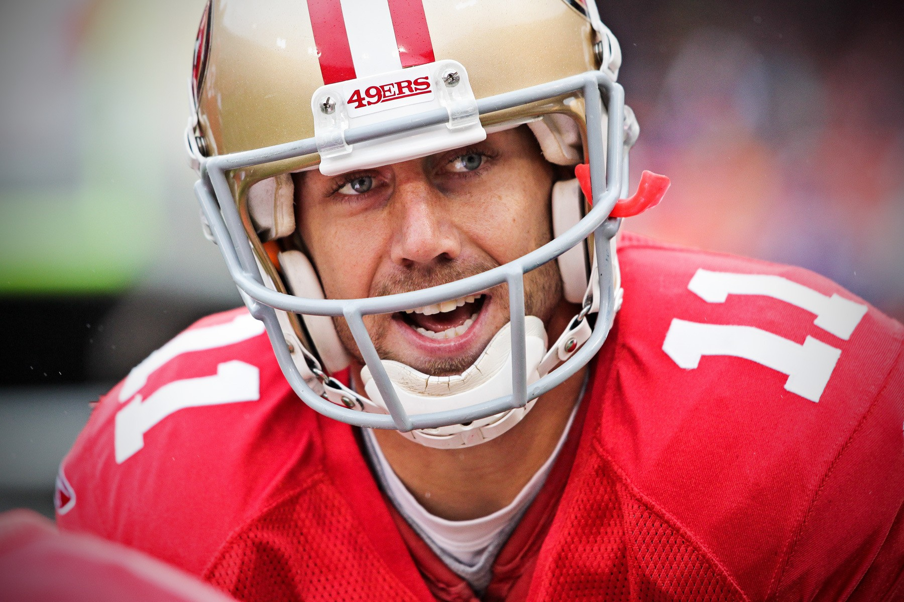 JAN 22 NFC Championship - Giants at 49ers