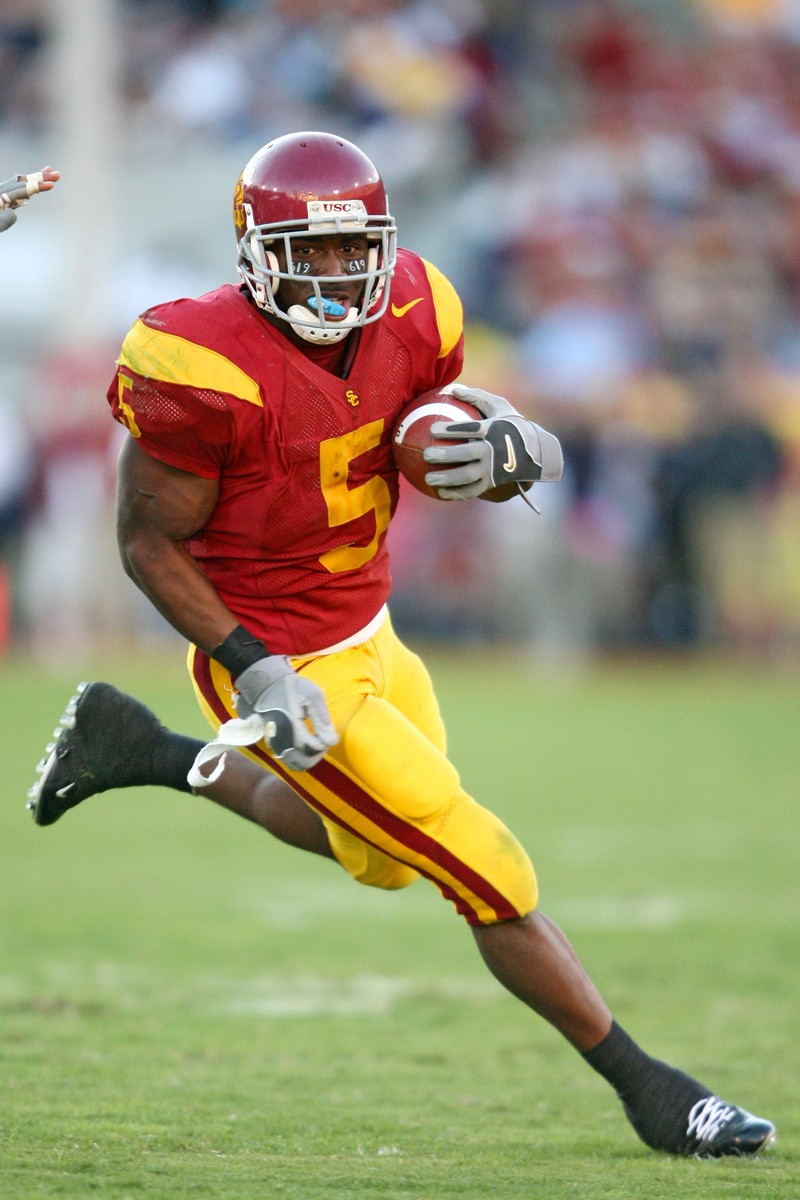 NCAA Football: UCLA Bruins at USC Trojans