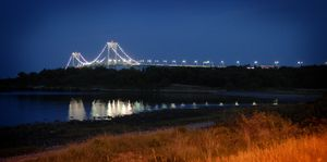 """Newport Bridge"": Newport, Rhode Island"
