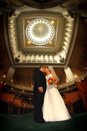 Shana & Stephan: Wedding St. John's Schenectady, NY