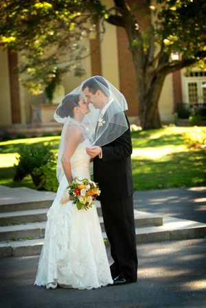 Eric & Katie: Hall of Springs, Saratoga, NY