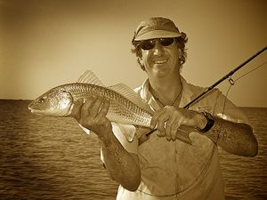 """""""Flyfishing for Reds"""""""